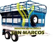 Transportador de Hacienda - San Marcos