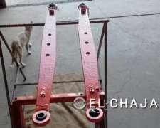 Barras Largas de 90 CM. Tres Puntos de Tractor Fiat