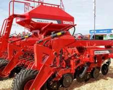 Sembradora Nueva Tanzi 43 Lineas a 17,5. Special 4 AIR Drill