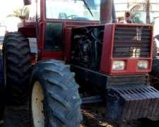 Tractor Fiat 1880 D T.cabina A/A Motor Reparado