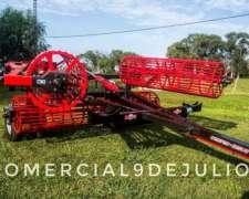 Rolo Desterronador Hidraulico Metalpaz - 9 de Julio