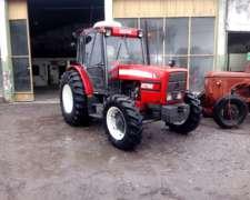 Tractor Zetor Doble Tracción