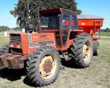 Tractor Fiat Agri 980 DT con Levante de 3 Puntos