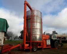 Secadora de Granos Móvil Bernardín-agrex PRT 250 M/M