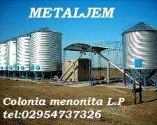 Pagina Oficial Colonia Menonita la Pampa