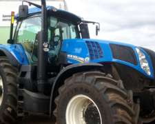 Tractores New Holland T8.320/350/380/410. Americano