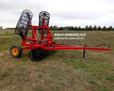 Rolos Desterronador Hidraulicos Transportable