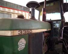 Tractor Jhon Deere 3350, Modelo 95 Excelente