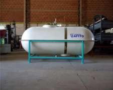Tanque Cafito 1500 Cilíndrico Largo