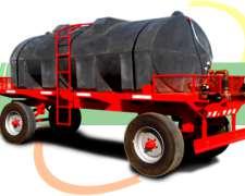 Acoplado Tanque Regador 10.000 Litros Rotor