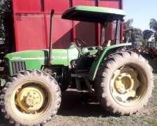 Tractor John Deere 5705 2003 Financiación en Pesos