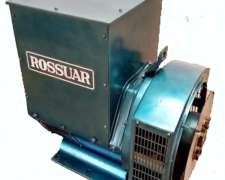 Alternador Generador Trifasico Monofasico Rossuar