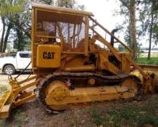 Topador Traxcavator Caterpillar 933 . D5