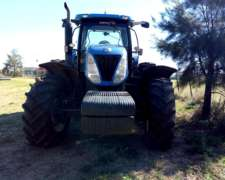 Tractor New Holland 7060, Usado