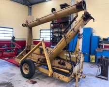 Extractora Monterey Reparada Lista para Salir a Trabajar