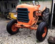 Tractor Someca 50 HP con Tres Puntos y Control Remoto