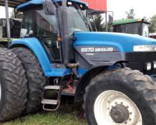 Tractor New Holland 8970, año 1997