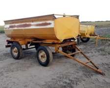 Cisterna 3000 Litros con Bomba