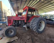 Tractor Massey Ferguson 121t con Duales