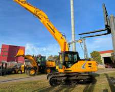 Excavadora Lonking CDM6205 21,1 T 175 HP