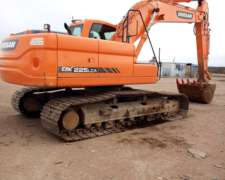 Excavadora Doosan Dx225 - 960 Horas Impecable