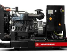 Generador Electrico Diesel - 185kva Himoinsa