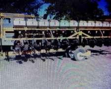 Vendo Sembradora Autotrailer Dan-car 12 A 52 C/fertilizacion