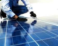 Generador Solar Para Vivienda Rural 2,2 Kw/día