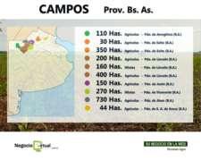 Venta de Campos en Provincia de Buenos Aires