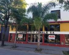 Galvez. Amplio Local Comercial y 2 Dptos. en Venta