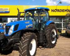 Tractor New Holland T 7.245 Entrega Inmediata
