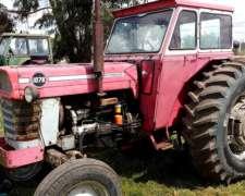 Massey Ferguson 1078 , Rodado 18,4x34