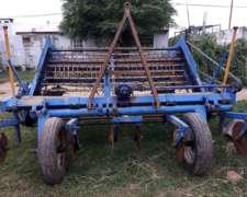Arrancadora e Invertidora Agroindustrial