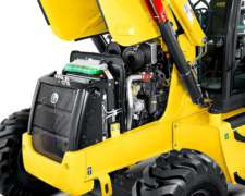 Retroexcavadora NH B95b 4X4