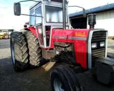 Tractor Usado Marca Massey Ferguson Modelo 1360 año 1996