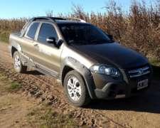 Fiat Strada Adventure Pack Seguridad CD 2011 GNC