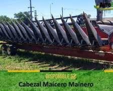 Cabezal Maicero Mainero, 16/52