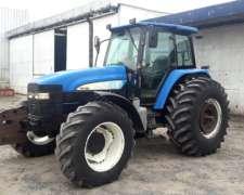 Tractor Usado Marca NH Modelo Tm150e Motor Nuevo