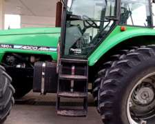 Agco Allis 5.190 año 2002.- Impecable Motor Hecho