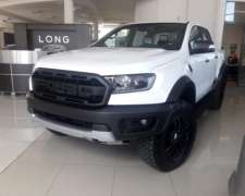 Ford Ranger Raptor 4X4 Linea 2020 - Disponible