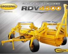 Rolo Desterronador RDV 45000 - Grosspal