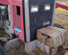 Massey Ferguson 5140 con Duales