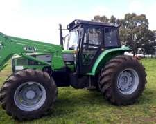 Tractor Agco Allis 6.125, Con Pala