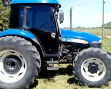 Tractor New Holland 95 HP con Cabina