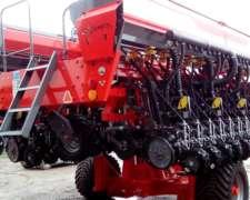 Sembradora Gimetal ATR TI con Doble Fertilización