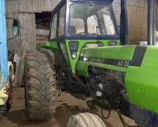 Deutz Fahr AX 120 (opcional con Pala)