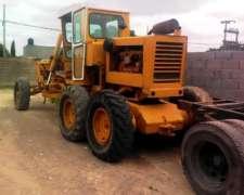 Motoniveladora Huber 11d (id565)