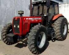 Tractor Massey Ferguson 297 año 2008 en muy Buen Estado