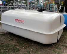Tanque / Cisterna 5000 Litros Prfv Argenplast