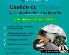 Gestión de Cosecha: de la Producción a TU Bolsillo
